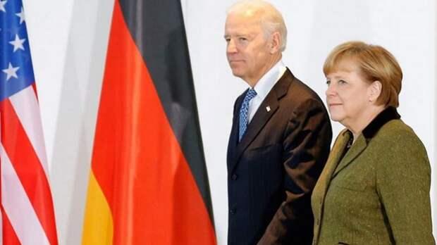 Симпатии США к Германии принесут пользу России