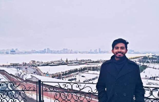 «Кажется, я живу в раю» - индиец о жизни в Йошкар-Оле