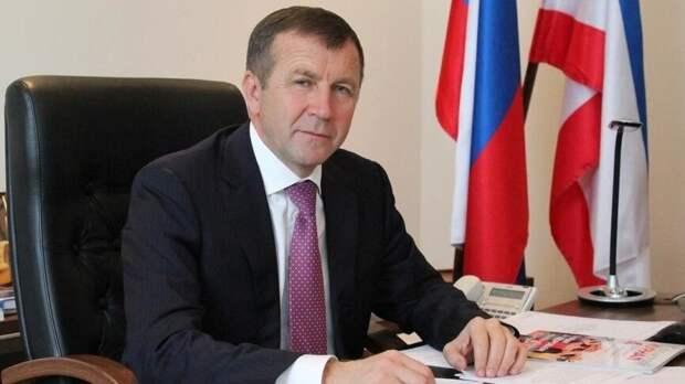 Министр Нараев озвучил информацию о запасах подземных вод в Крыму
