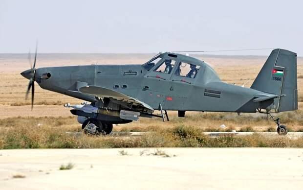 Зачем американским ВВС «небесный тихоход»?