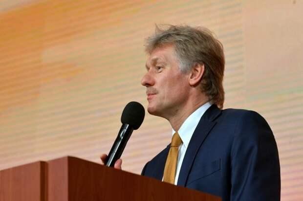 Песков прокомментировал решение США не направлять корабли в Чёрное море