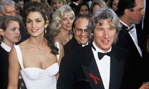 7 супермоделей, которые встречались со знаменитыми актерами