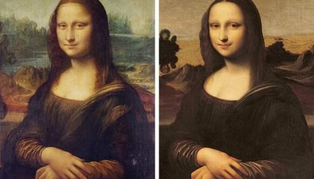 Две «Джоконды» да Винчи, новодельное лицо сфинкса и другие секреты мирового искусства