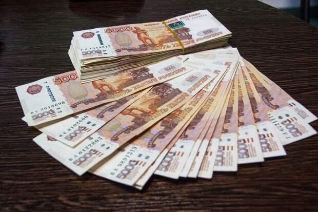 Россиянам предложили выплатить деньги к Новому году