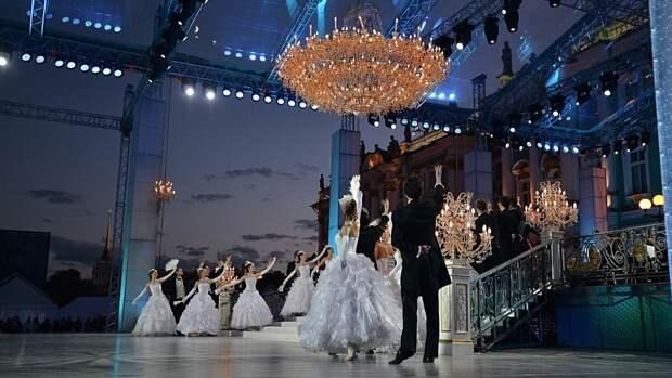 Вход на концерт «Классика на Дворцовой» в Петербурге ограничили электронной регистрацией