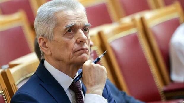 Онищенко «отправил» любителей дискотек на ликвидацию подтоплений в Крыму