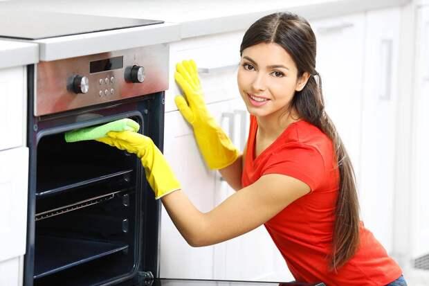Как почистить духовку между стеклами: труднодоступные места – не проблема