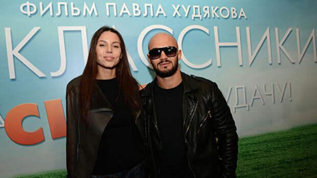 Джиган и Оксана Самойлова решили не разводиться