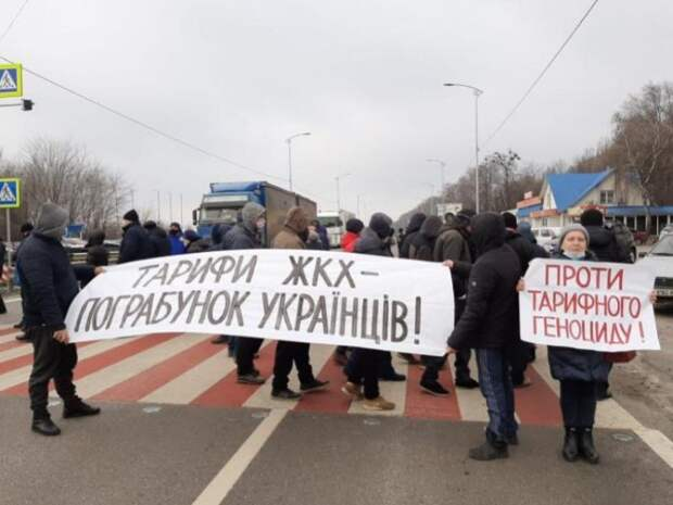 Возможен ли бунт на Украине?
