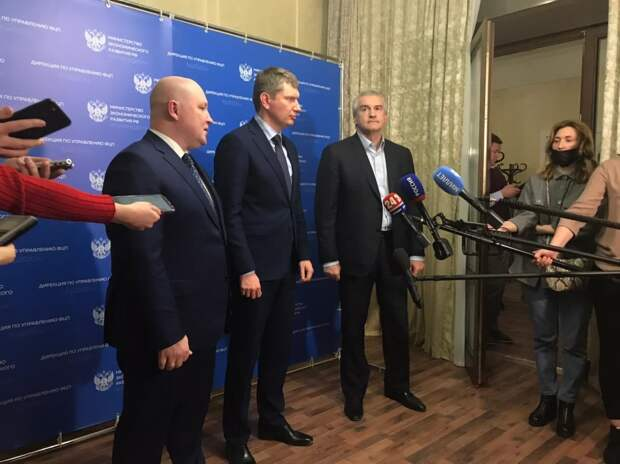 Продление ФЦП до 2025 года в Крыму даёт возможность решить задачи следующего этапа — министр экономического развития РФ