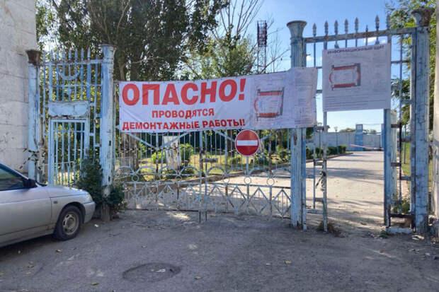 В Волгограде на месте самого старого стадиона появится спортивный кластер