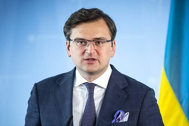 Кулеба поблагодарил Евросовет за отказ от встречи с Путиным
