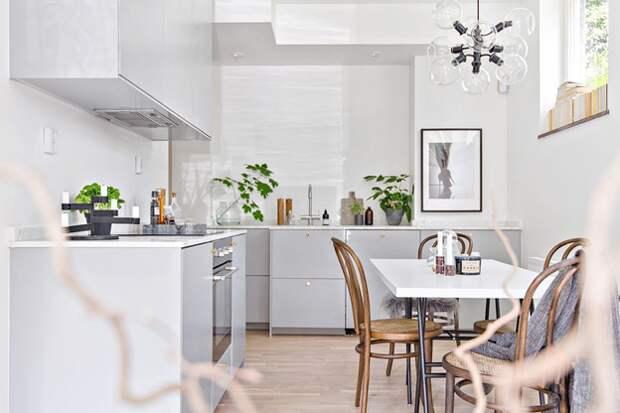 Теснота кухни: что делать и как с этим бороться?