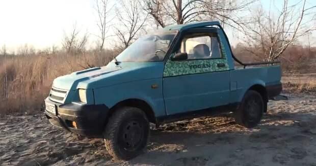 ЛуАЗ-1301 – преемник «Волыни»: особенности и судьба машины