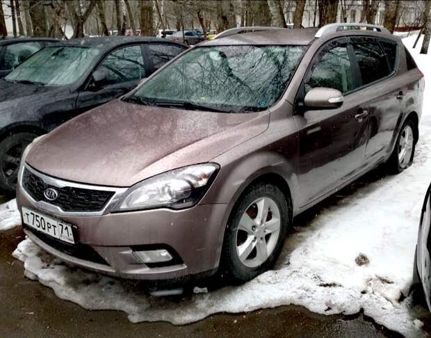 Какую машину купить в 2021 году за 500 тысяч рублей.