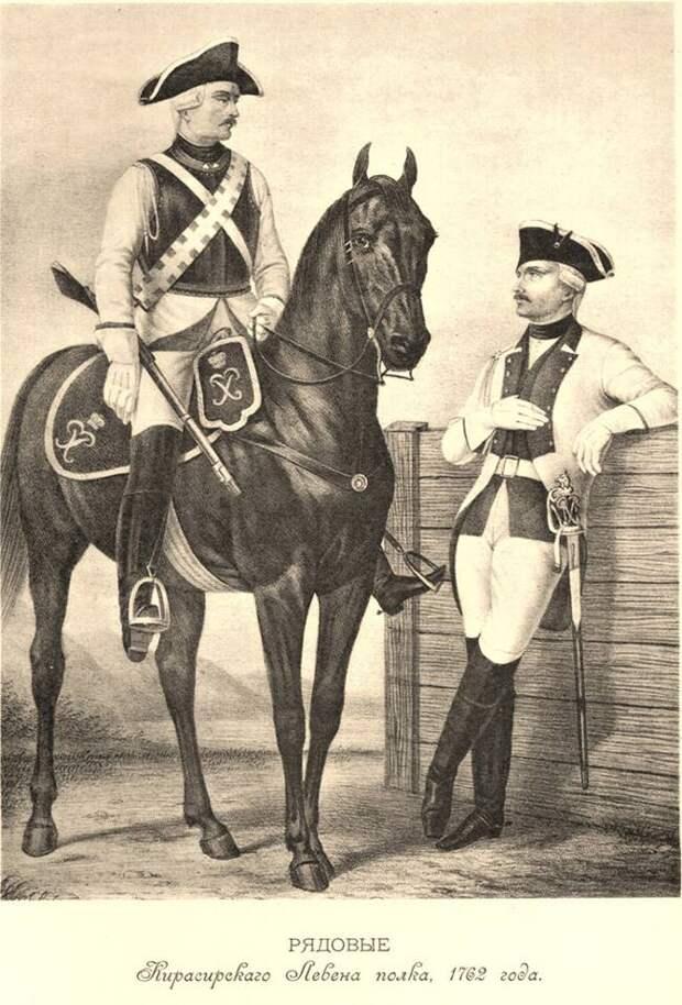О митрах и мундирах императора Петра III