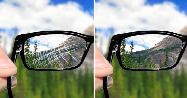 Полезные хитрости, которые должны знать все, кто носит очки
