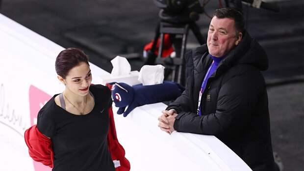 Орсер назвал трагедией снятие Медведевой счемпионата России: «Она была вфантастической форме»