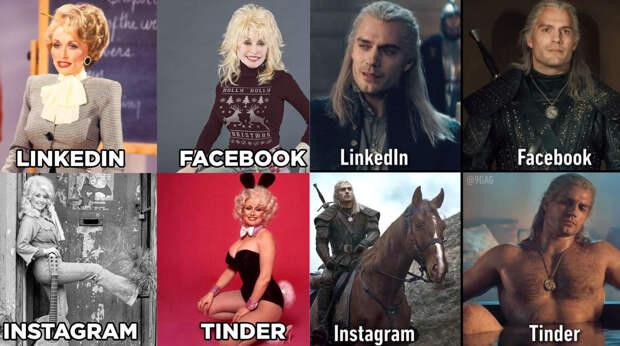 Новый #dollypartonchallenge: какой вы в социальных сетях?