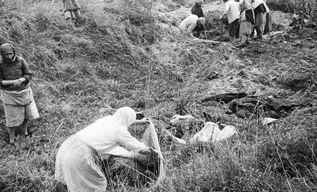 Как Павел Афанасенко в ВОВ стал невольным свидетелем геноцида