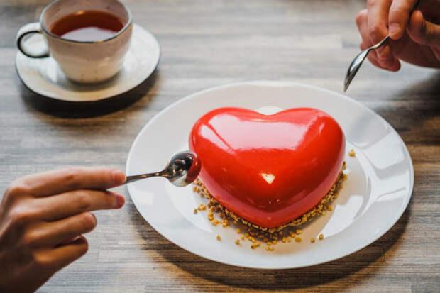 День святого Валентина: 5 основных блюд, десертов и напитков