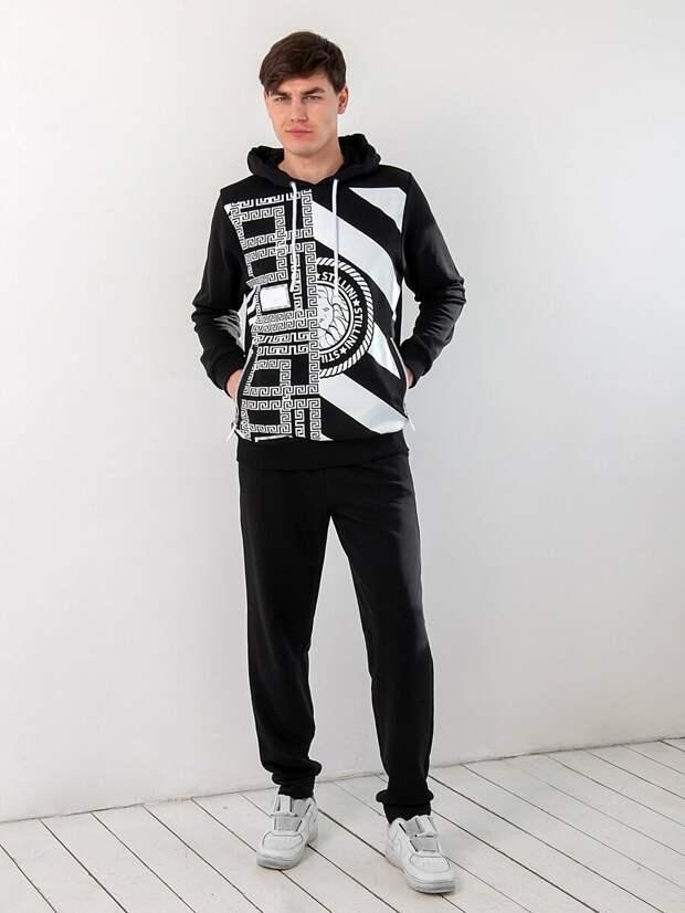 ТОП-3 удобных и комфортных мужских молодёжных спортивных костюма от STILLINI сезона «Весна-лето 2021».