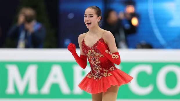 Загитова восстановила каскад тройной лутц-тройной тулуп, который она в последний раз исполняла в 2019-м