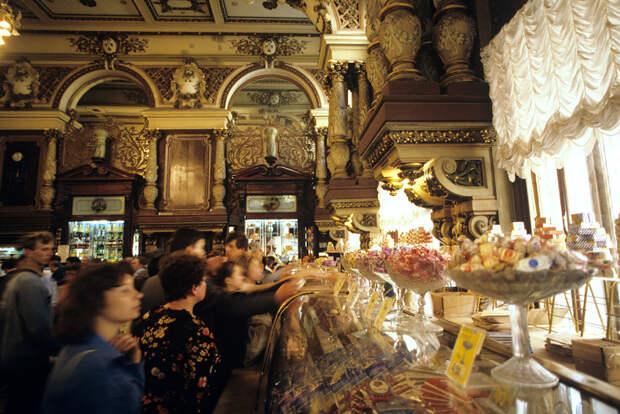 Что ели обычные советские люди?