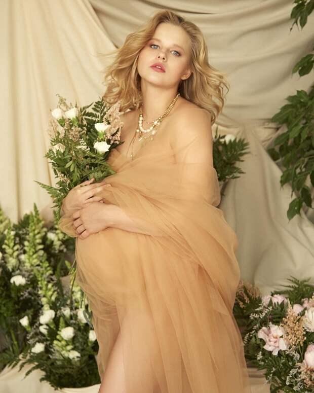 «Люди могут быть злыми»: Саша Бортич рассказала, почему скрывала свою беременность