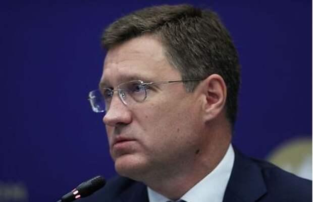 Russian Deputy Prime Minister Alexander Novak attends a session of the St. Petersburg International Economic Forum (SPIEF) in Saint Petersburg, Russia, June 3, 2021. REUTERS/Evgenia Novozhenina