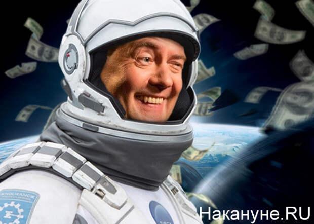 Российская экономика – это про погружение, а не про гравитацию