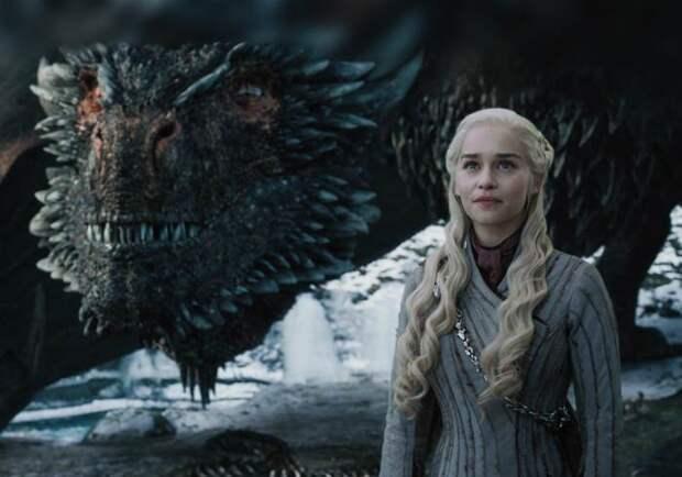 Драконы возвращаются в «Игру престолов»