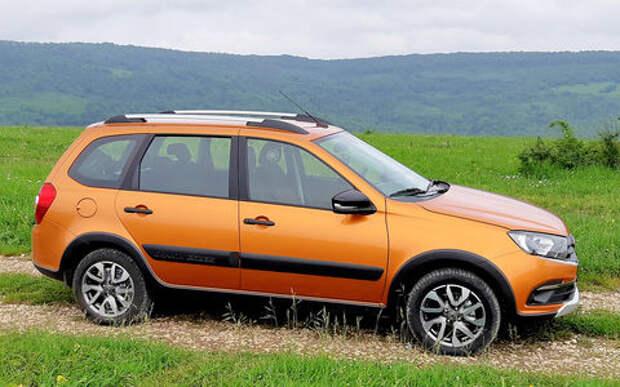 Lada Granta Cross — новый фаворит в Х-королевстве?