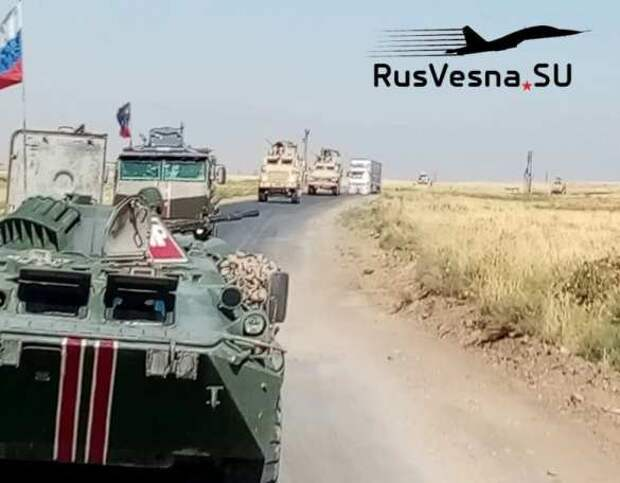 Сирия: Русский офицер предупредил военных США, те не послушали и поплатились (ФОТО, ВИДЕО) | Русская весна