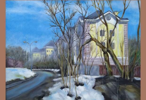 В культурном центре на улице Свободы откроется выставка масляной живописи