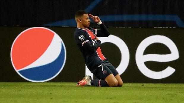 «ПСЖ» сыграл вничью с «Барселоной» в Париже и вышел в 1/4 финала Лиги чемпионов