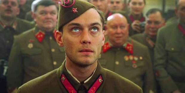 Зарубежные актеры в роли «хороших русских»