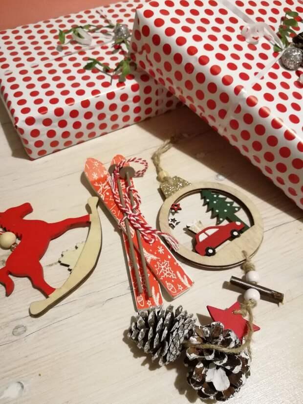 Украшаем дом. 5 самых доступных идей для новогоднего декора.
