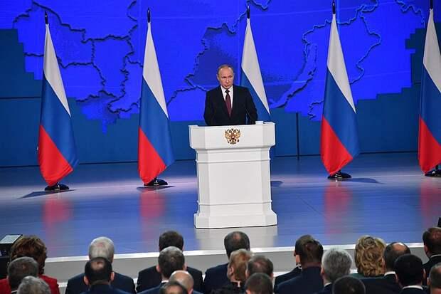 Путин: РФ призывает страны к слаженной работе в борьбе с пандемией
