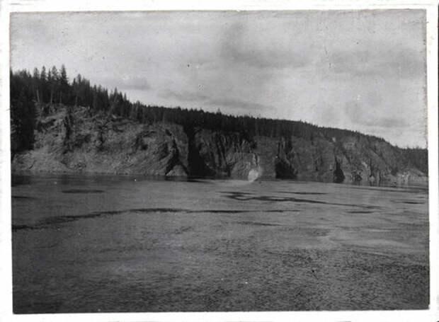 """Как реально выглядела """"Угрюм-река"""" во время действия одноименного романа. Нашёл редкие архивные фото"""