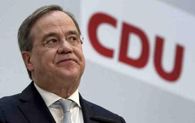 Кандидат в канцлеры от ХДС/ХСС готов увеличить расходы на оборону до 2%
