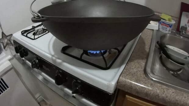 что приготовить в казане на ужин