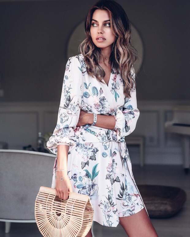платья весна лето 2019 модные тенденции фото 21