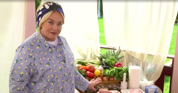 Гузеева показала видео со съемок нового шоу «Первого канала»