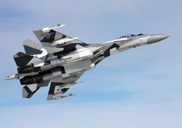 20 истребителей поколения 4++ Су-35С для ВКС России к концу 2020 года: производство не стоит на месте