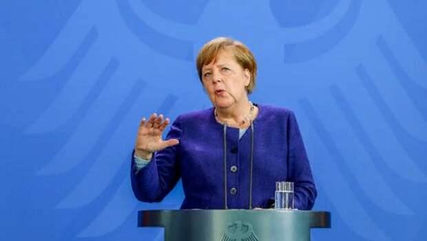 """Меркель: США — важнейший партнер Европы, а Россия """"создала полосу нерешенных конфликтов"""""""