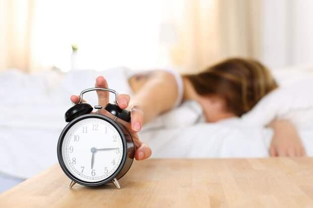 Как быстро проснуться ?