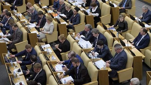 В ГД рассказали, какие страны затронут ответные меры России на санкции США