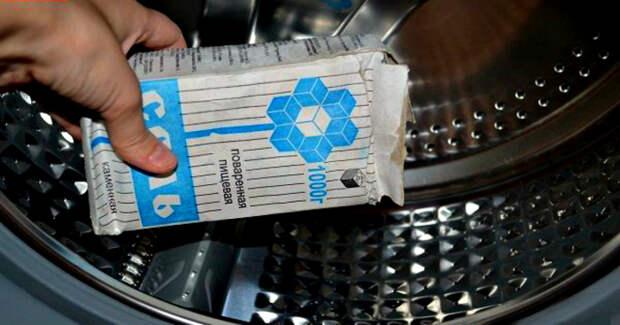Зачем солить одежду в стиральной машине и еще 13 способов использования поваренной соли