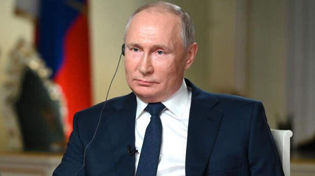 Путин высказался о своем преемнике